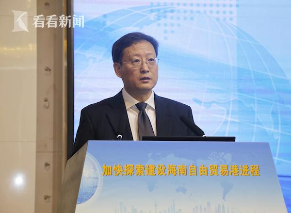 国务院参事室党构成员、副主任张彦通(姚皓摄).PNG