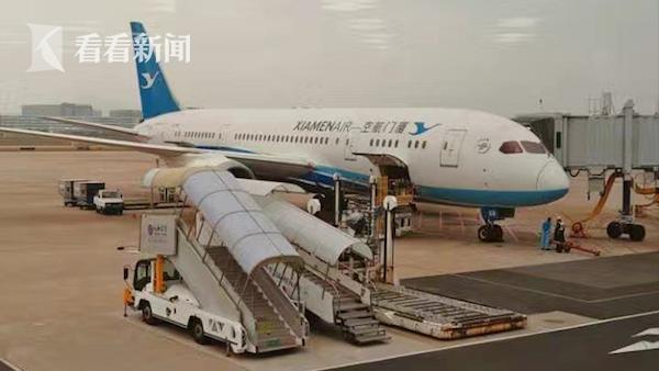 厦航一航班备降俄罗斯:旅客突发疾病 不幸去世