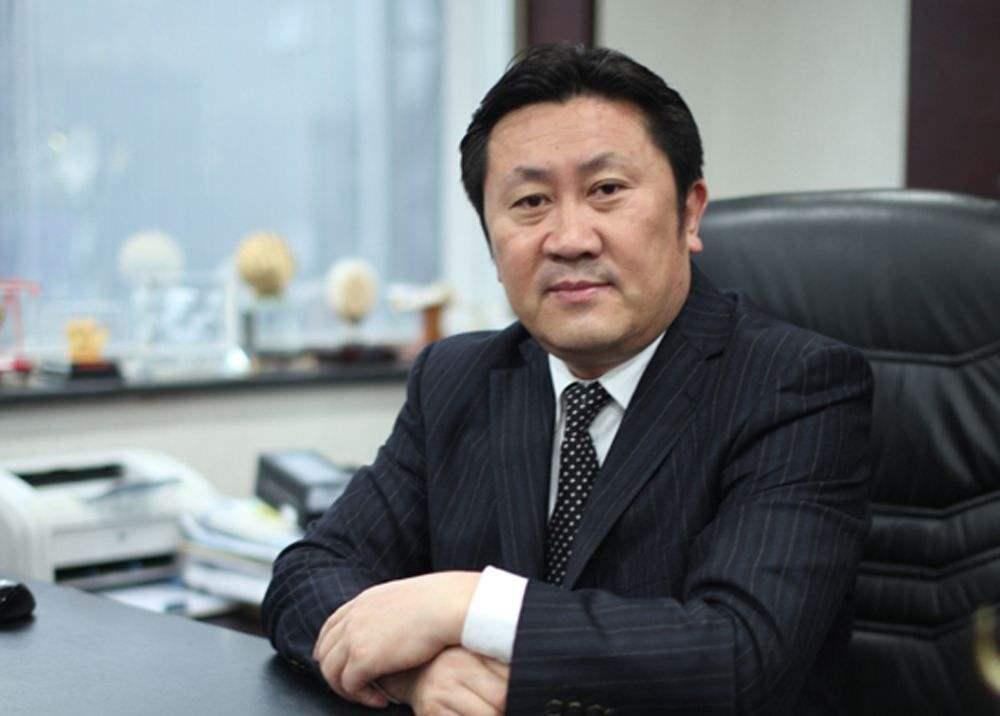 獐子島董事長 吳厚剛