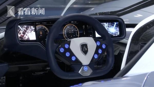 在家网络赚钱视频|时速400公里!世界最快纯电动跑车亮相迪拜车展