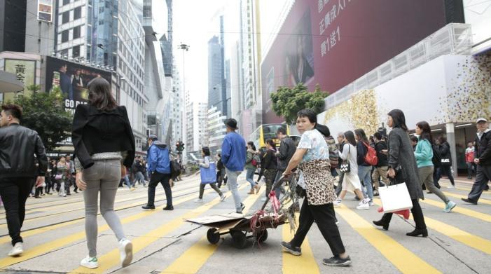 香港失业率持续恶化 升至3.1%为两年来最高水平