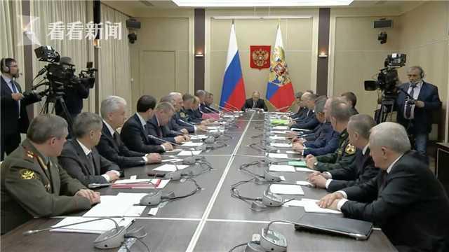北约推进太空军事化 普京:俄将加速研发先进武器