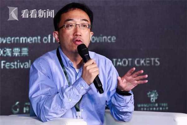 阿里文娱电影业务负责人、阿里影业高级副总裁、淘票票总裁李捷
