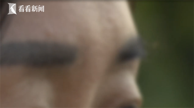 伸博官网开户:视频|女子花近3万纹眉改运 大师:你21天不许生气!