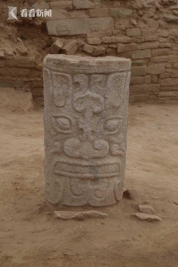 皇城台大台基南护墙出土石雕.JPG