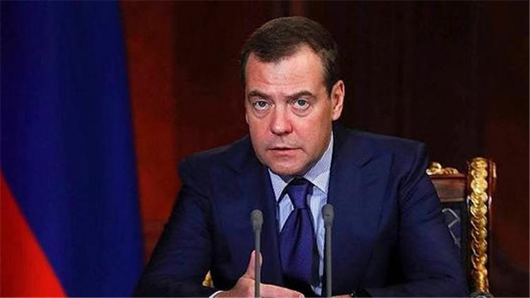 梅德韦杰夫被任命为俄罗斯联邦安全委员会副主席