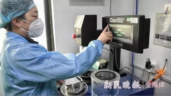 工厂能生产符合KN90、KN95标准的口罩。