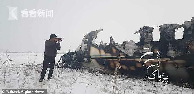 一架美军飞机被击落 美方:是坠毁 机上不超10人