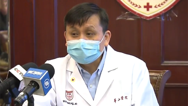 上海医疗救治专家组组长:坚持一线战斗,派驻共产党员增援之前不打招呼