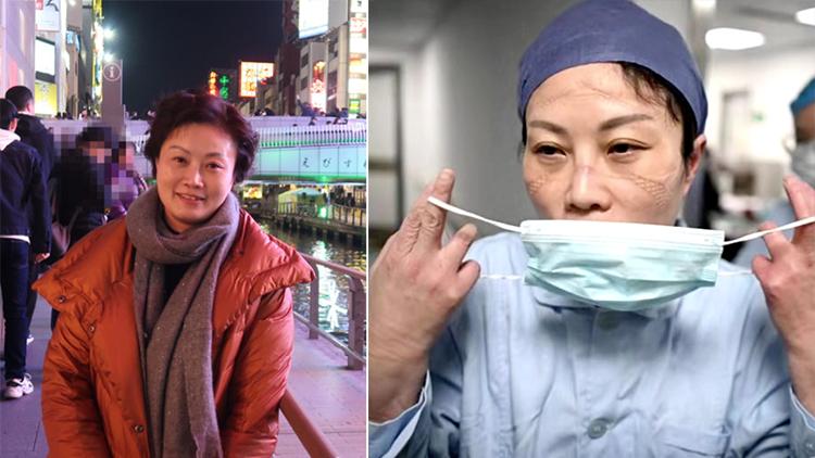 """抗""""疫""""VLOG——上海来的女医护"""