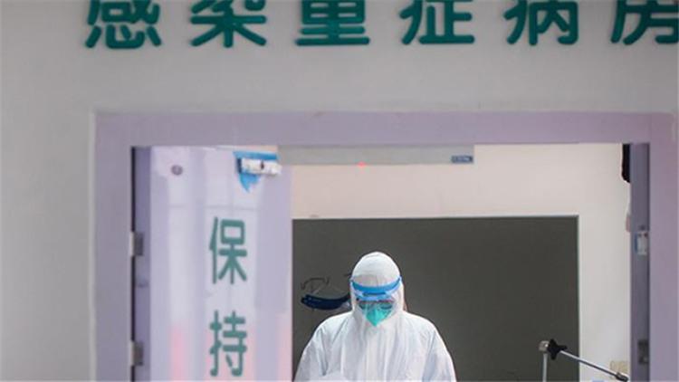 卫健委:武汉重症占确诊病例比例下降至21.6%