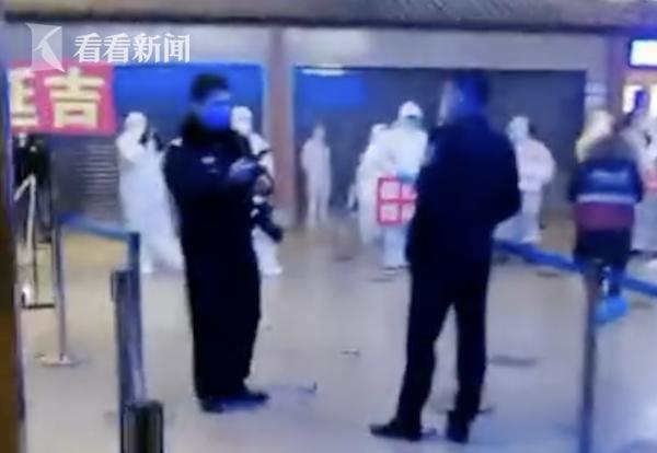 视频|韩国飞延吉航班发现4人发烧 均已隔离治疗