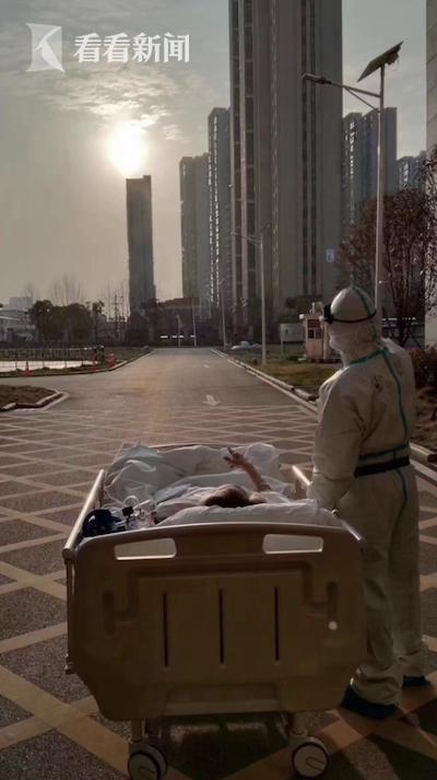 拍摄者:武大人民医院的陪检员 甘俊超