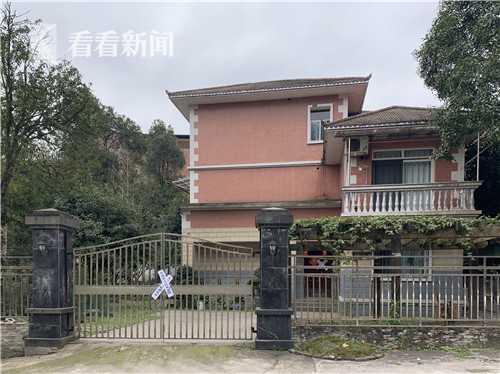 张明恩的乡村别墅
