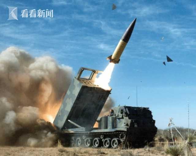 """美国""""陆军战术弹道导弹""""(ATACMS)"""