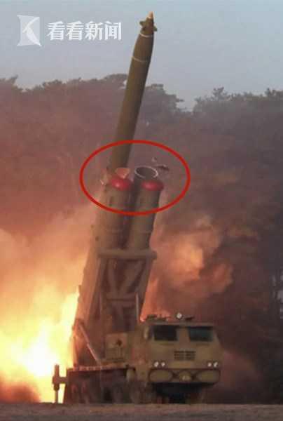 大口径可控性火箭弹