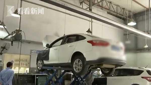 视频|新车开俩月半路抛锚 4S店不予