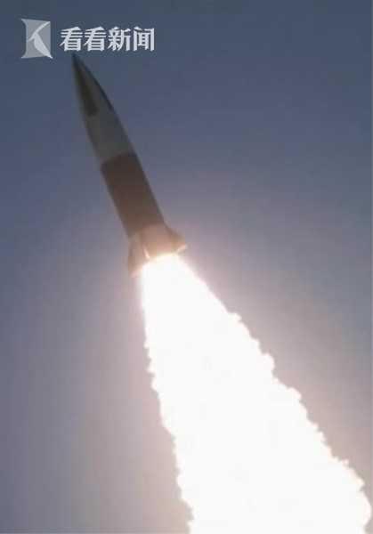 新型战术地对地导弹
