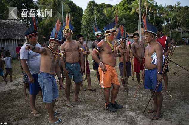 巴西亚马逊雨林失守!原始部落出现确诊病例