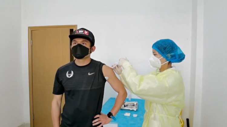 马拉松达人参与新冠疫苗临床试验:我不是英雄