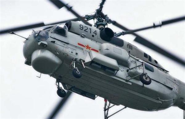 卡-28反潜直升机