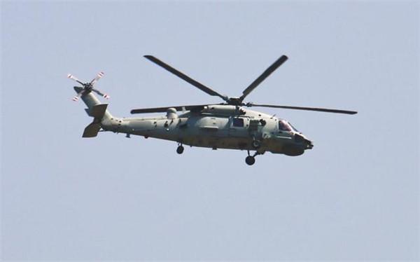 直-20反潜直升机 图片来自网络 鸣谢拍摄者