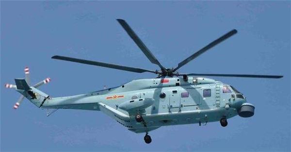 直-18F 反潜直升机