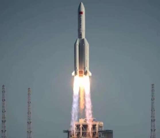 长五B:千吨动力拉开我国空间站建设帷幕