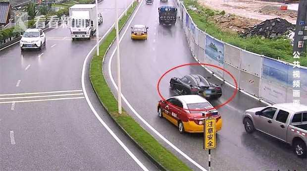视频|豪华超跑遮号牌行驶24公里被举报 调查结果来了!