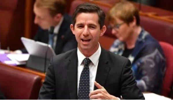 澳大利亚贸易部长 西蒙·伯明翰