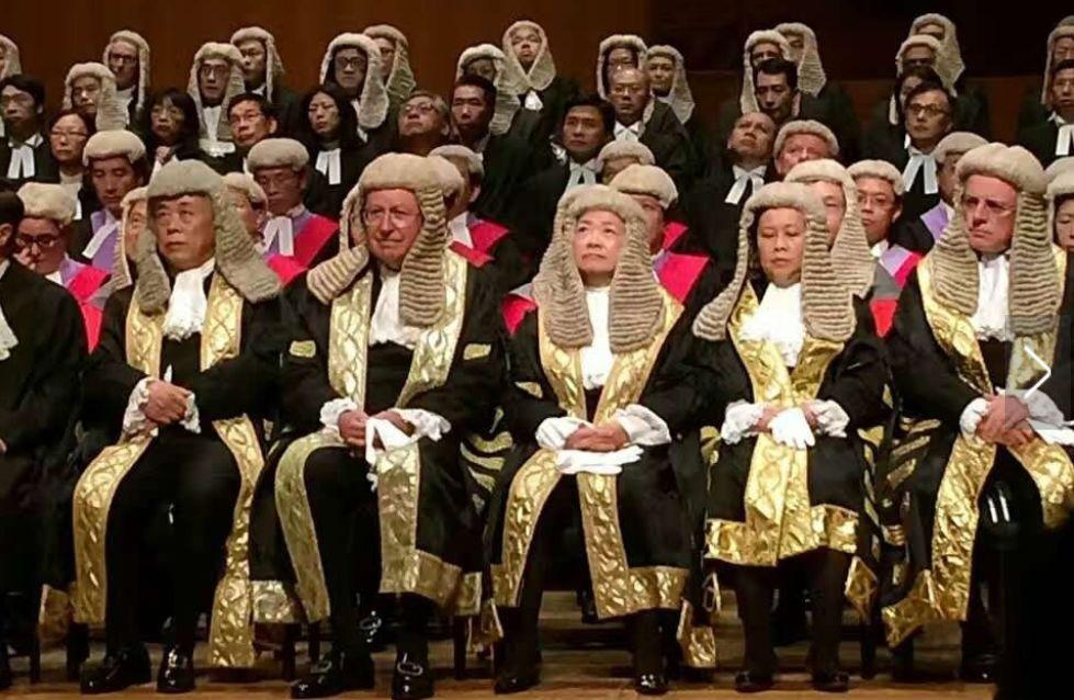 香港外籍法官