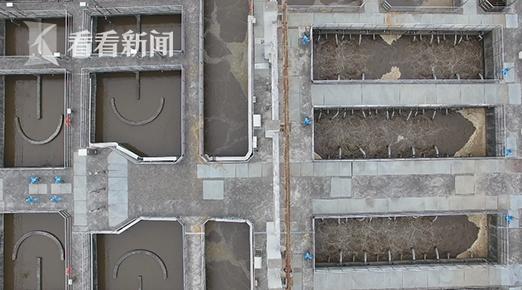 污水处理厂的核心部分:生化处理