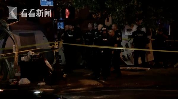 一人在美国波特兰的枪击抗议中死亡|差异国度的抗议