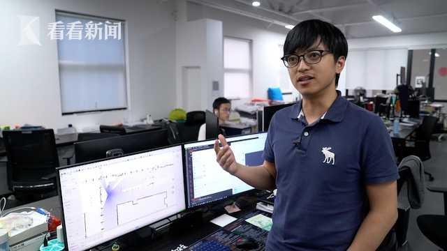 YOGO ROBOT技术负责人余立鑫