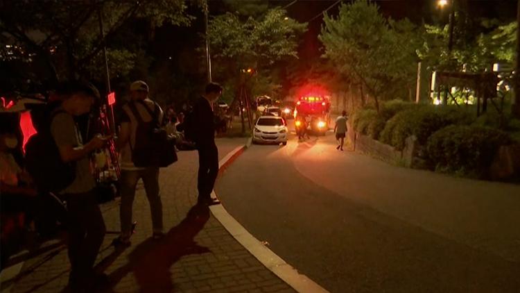 警方发现首尔市长手机最后定位 正在全力搜寻