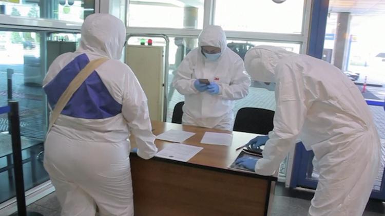 哈萨克斯坦发现不明肺炎 致死率远高于新冠肺炎