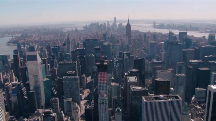 疫情差点让纽约成