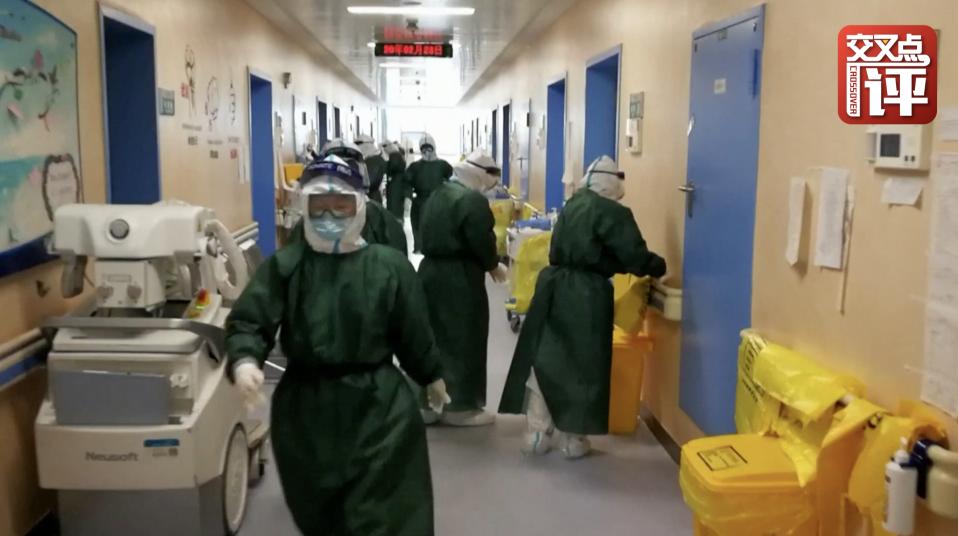 美国CNN记者讲述中国抗疫现状 主播惊讶瞪圆眼睛