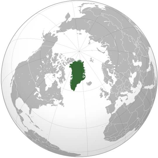 """欧洲各国领土面积_蓬卿施计""""套""""丹麦 格陵兰命运几多舛_国内图文_看看新闻"""