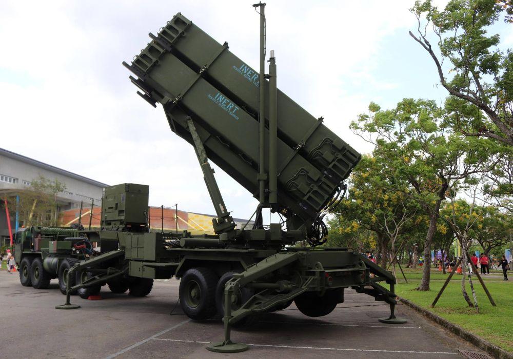 愛國者-3導彈