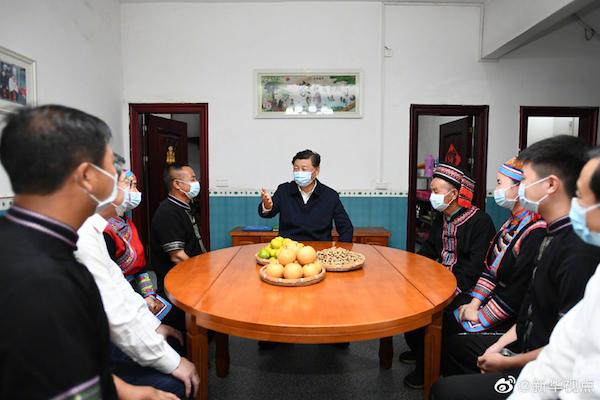 《【金牛3注册平台】习近平与湖南的故事》