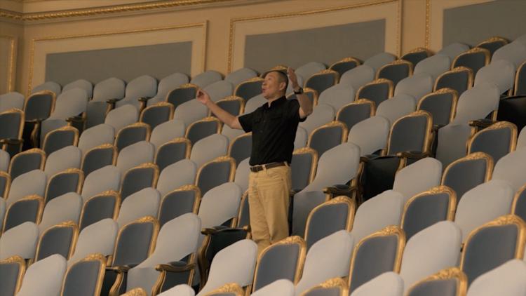 这里是音乐家谭盾初到上海就被震撼的殿堂