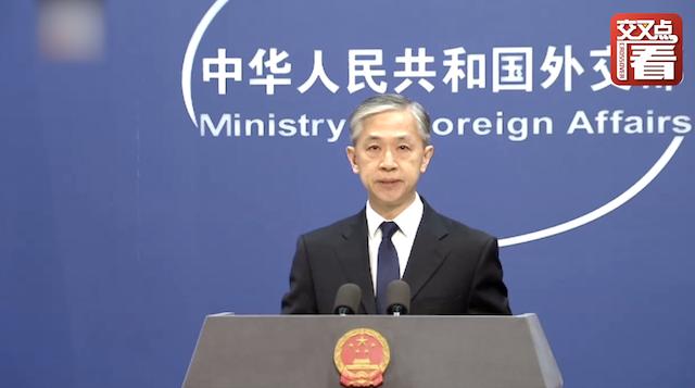纽约一警察被指为中国从事间谍活动 外交部回应