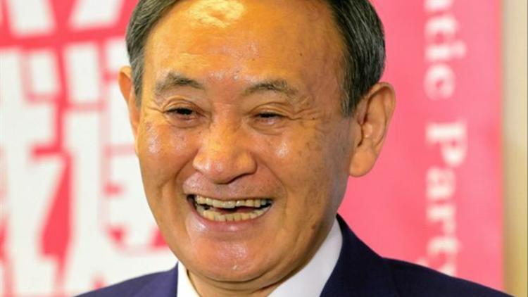 任日本首相后 菅义伟名片在日版闲鱼网炒出高价