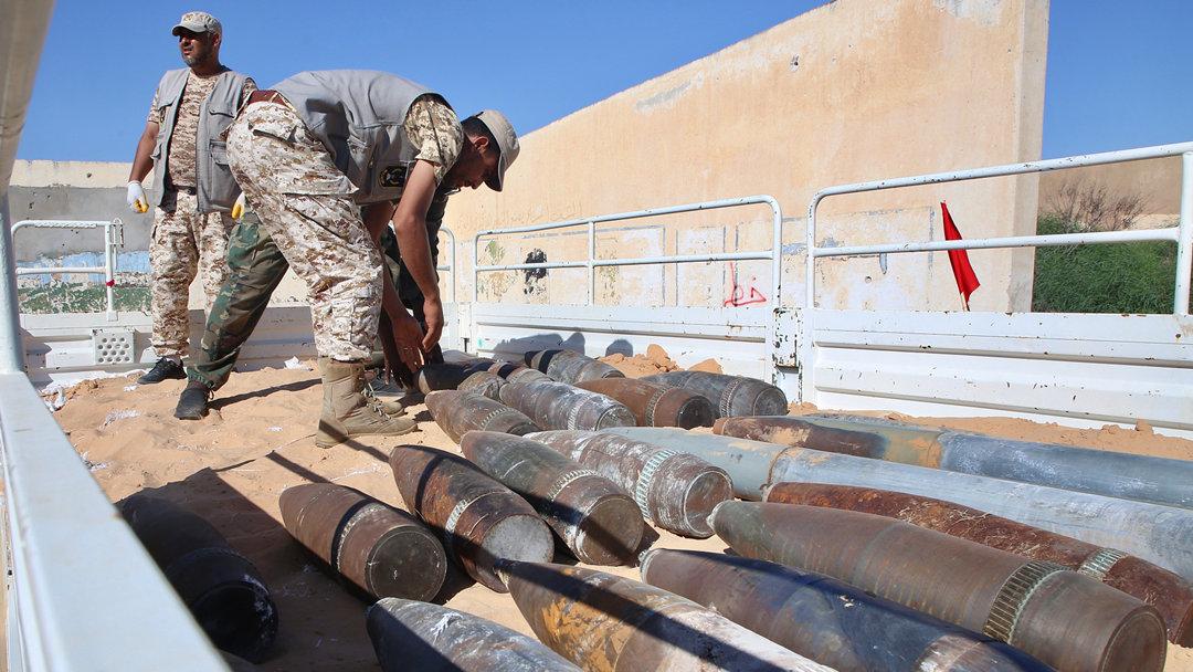 联合国宣布利比亚冲突双方已签署永久性停火协议