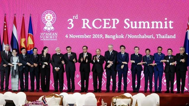 第三届RCEP峰会