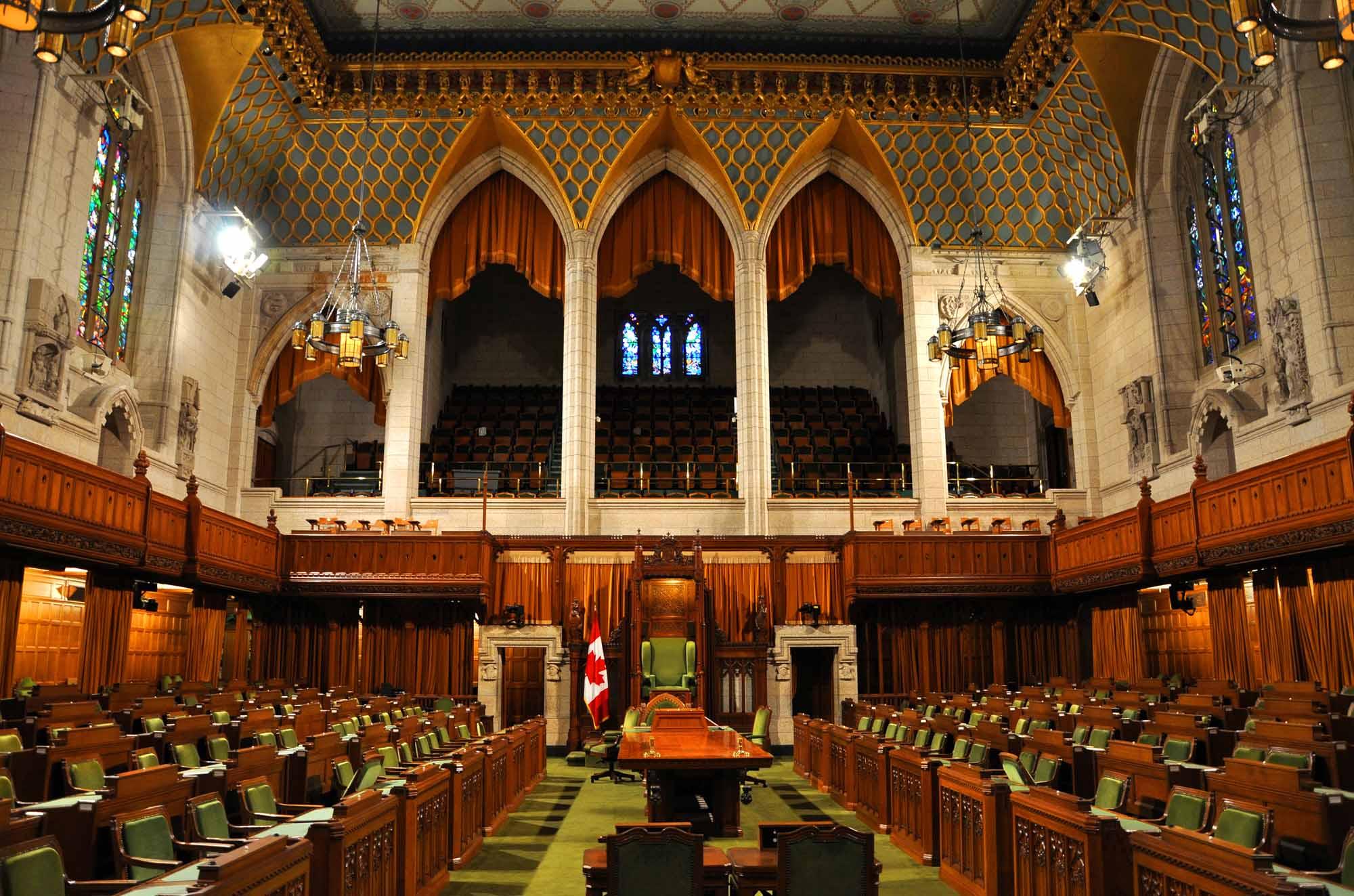加拿大众议院