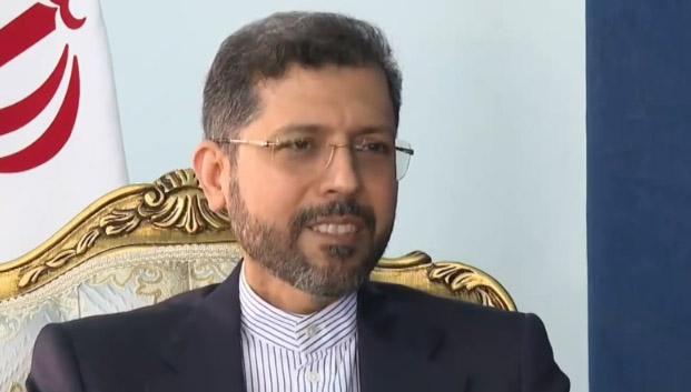 伊朗外交部发言人哈提卜扎德