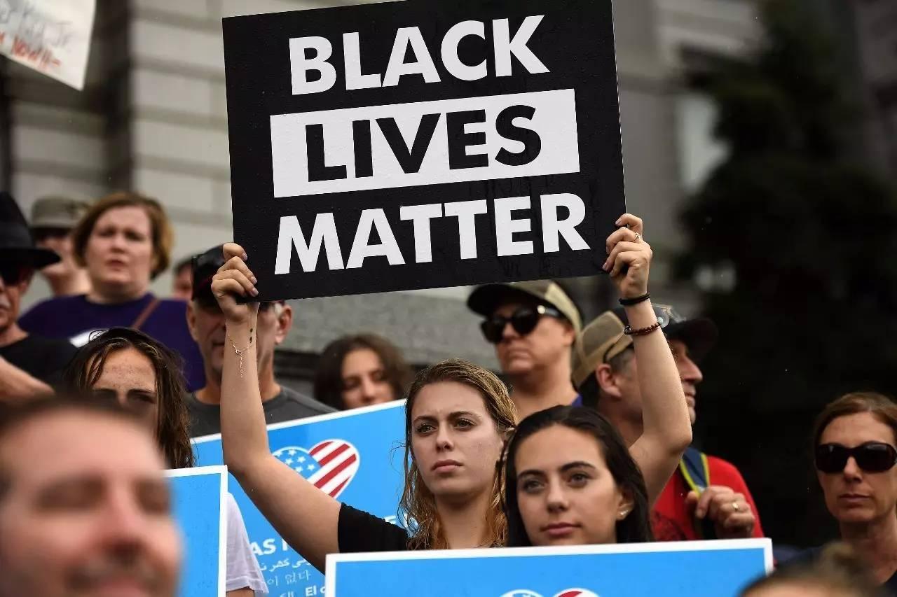 抗议种族歧视游行在美多地举行