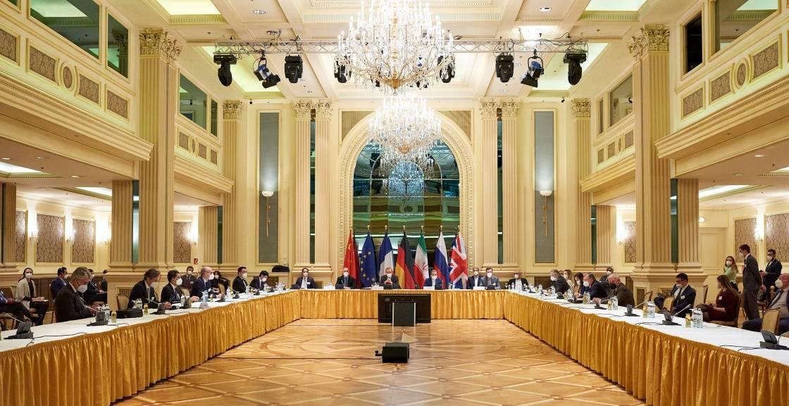 伊核协议相关方在奥地利维也纳举行会谈
